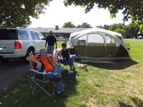 2012 Kentucky III Annual Camp-out