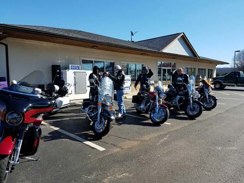 2017 Annual Frosty Toes Ride