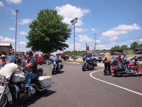 2012 Joint LEMC Ride to Nashville