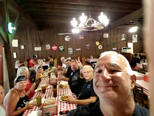 July 23, 2017 Dinner Bell Supper Ride